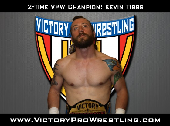 2-Time VPW Champion Kevin Tibbs