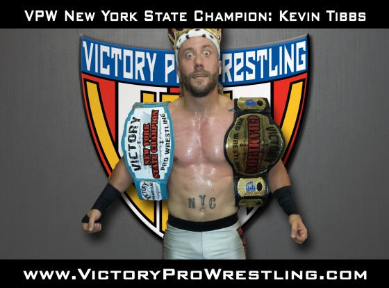 VPW New York State Champion Kevin Tibbs