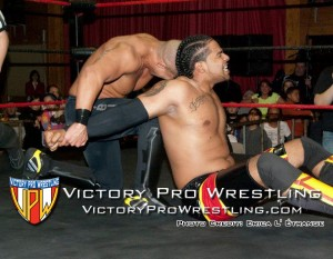 VPW Tag Team Title Match: Reyes/Risk v. Red/XL