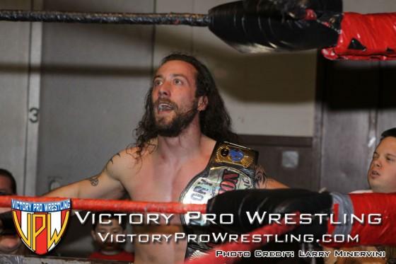 NEW VPW Champion Mr. Tibbs!!