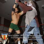 """Your Hero"" Mike Magnum v. Zombie"