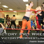 VsK against 10 other top VPW superstars, including both members of Eclipse, former VPW Champion Josef Von Schmidt, and the returning Dr. Lamar Braxton Porter