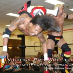 Alex Anthony&#039;s dropkick sent Josef Von Schmidt over the top rope, leaving Anthony in the ring, second to none and winner of the battle royal.
