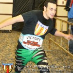 VPW New York State Champion K-Fresh Kevin Fulton coming to the ring