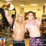 Still VPW Tag Team Champions - Ricky Reyes and EJ Risk