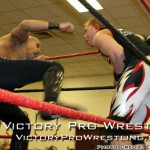 VPW Tag Team Championships: Reyes/Risk v. Red/XL