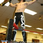 Victory Pro Wrestling champion Kevin &quot;Mister&quot; Tibbs