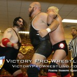 Fatal Four Way: Page v. Von Schmidt v. Dr Porter v. Zombie