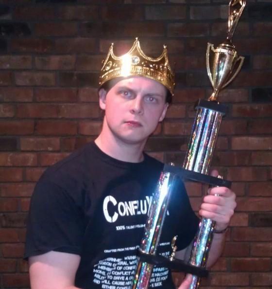2013 King of New York Jay Delta