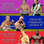 Victory Pro Wrestling Spring Fever 2013