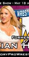BREAKING NEWS: Jillian Hall to be at VPW Fans Choice Show in Deer Park May 18
