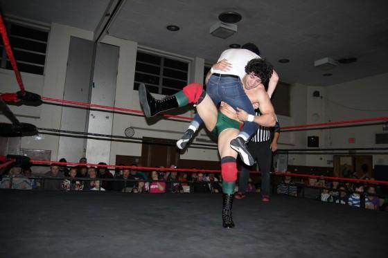 Firebird Jorge Santi takes on Mr. O.A.
