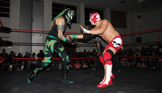 Mascara Celestial against El Destructico