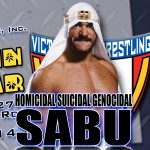 Sabu comes to Victory Pro Wrestling