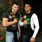 The Down Boyz are the new VPW Tag Team Champions!