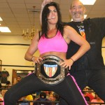 Nikki Addams makes history as first VPW Womens Champion