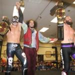 Church of Tibbs defeats Down Boyz to win VPW Tag Titles