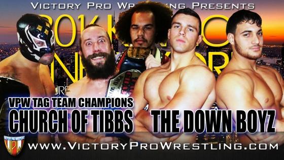 Church of Tibbs against The Down Boyz