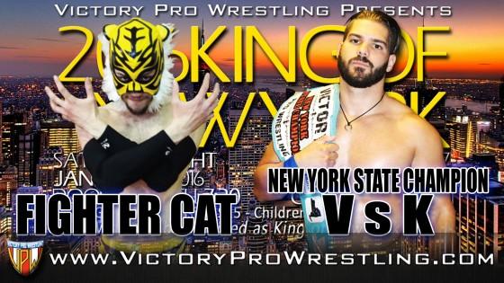 Fighter Cat against VsK