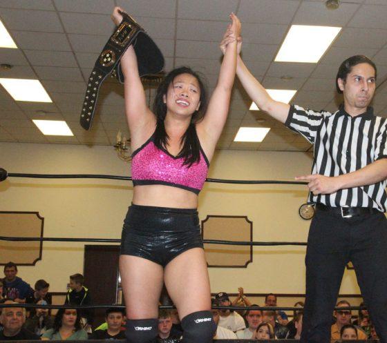 Karen captures VPW Womens Championship