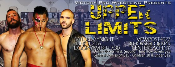 VPW presents Upper Limits 2016