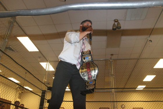 VsK sets sights on VPW title
