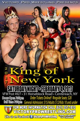 VPW presents King of New York