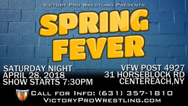 Tickets for Spring Fever are on sale now!