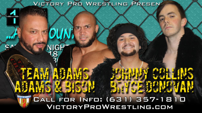VPW Management to Team Adams: Defend Tag titles or be stripped