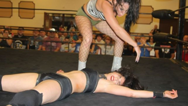Three women, One champion at VPW: 125 and Counting