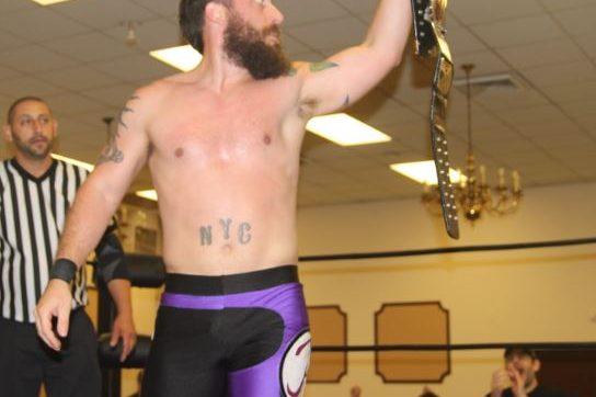 Mister Gold Rush Rumble targeting VPW Championship