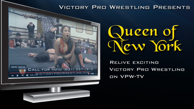 VPW-TV Presents: The Queen of New York