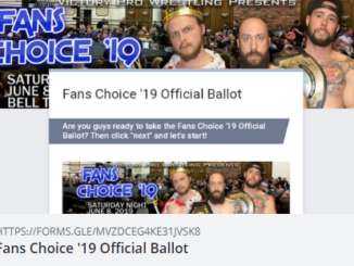 Fans Choice '19 - vote today!
