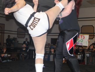 Jayel Cotto kicks Eris Rayne
