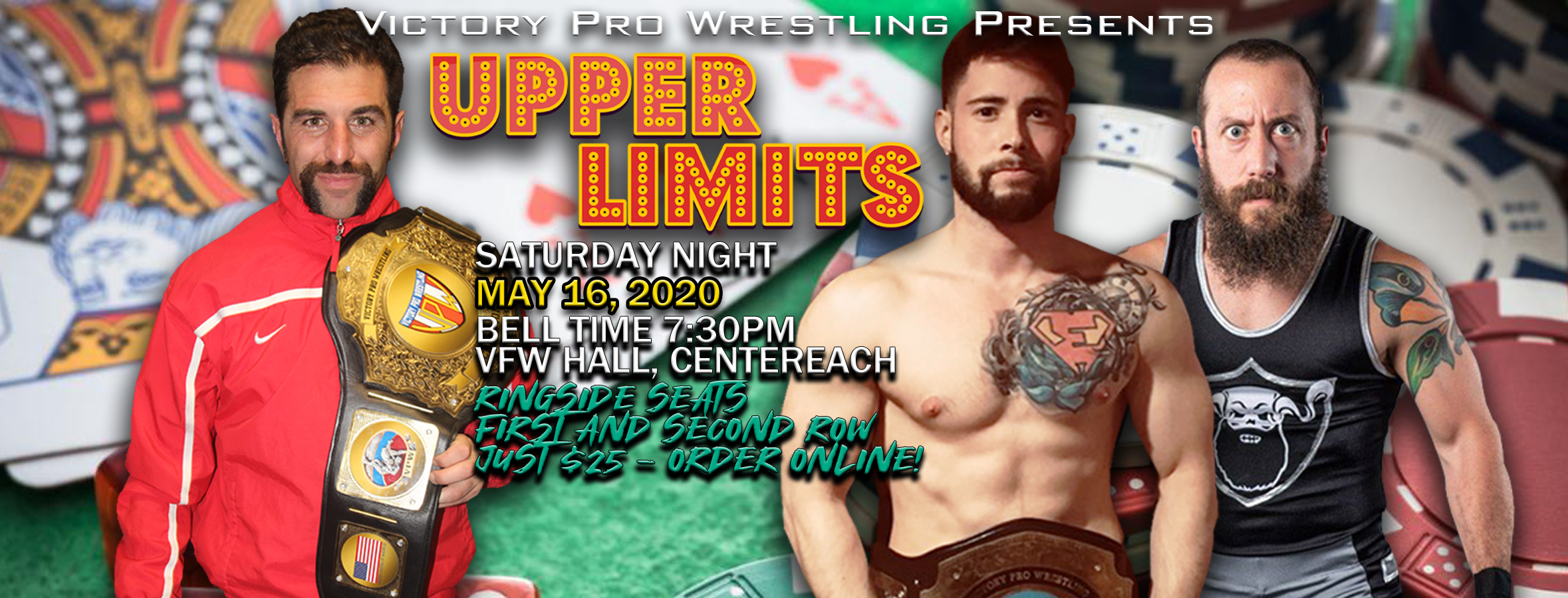 VPW presents Upper Limits May 16, 2020