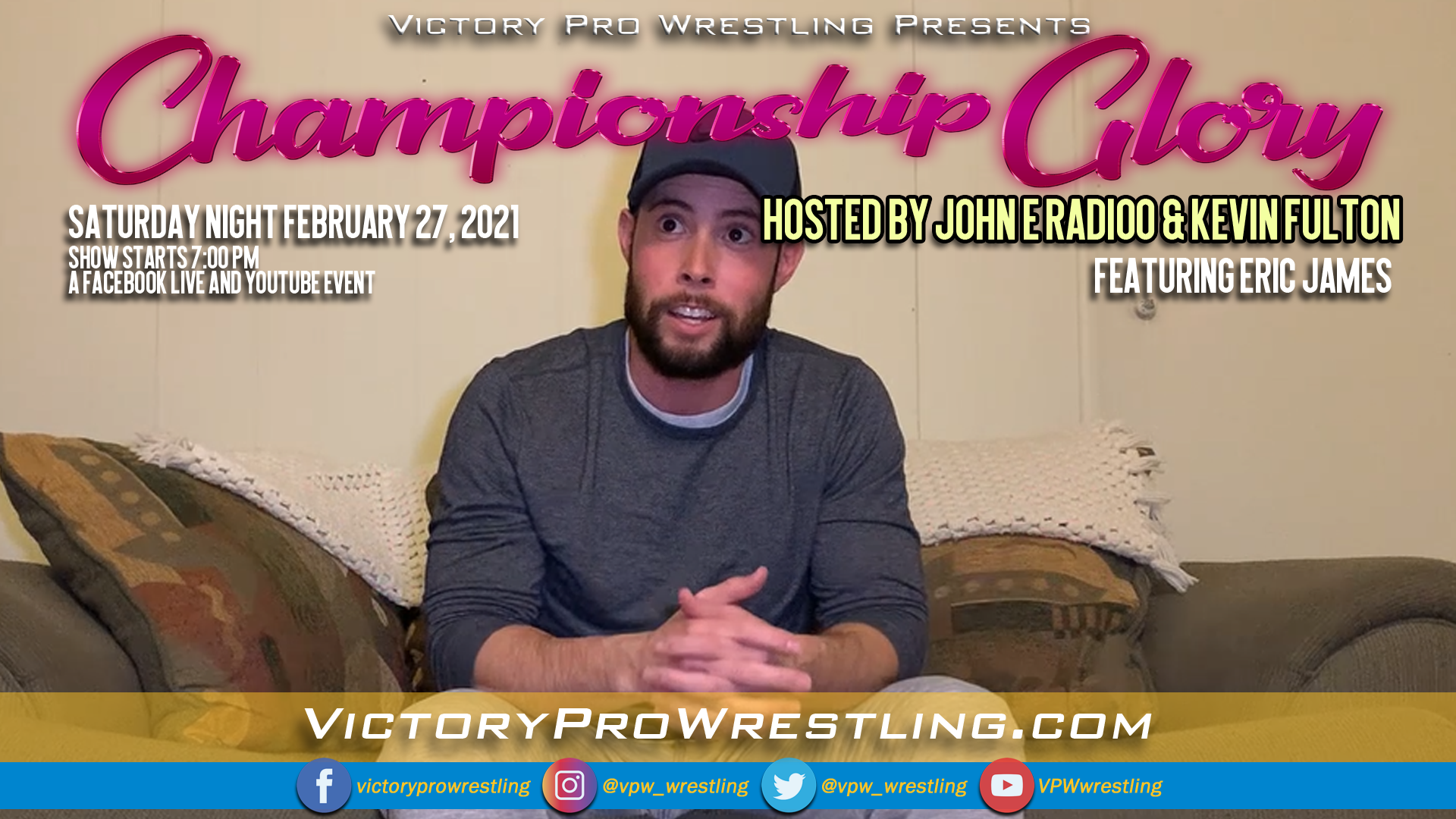 VPW Presents Championship Glory